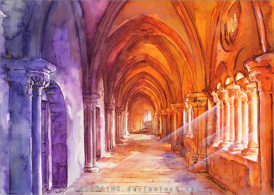 Heaven's light by RoryonaRainbow