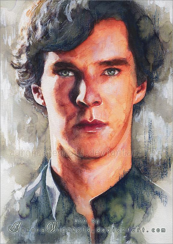 BBC Sherlock by AuroraWienhold