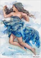 Dancing on clouds by RoryonaRainbow