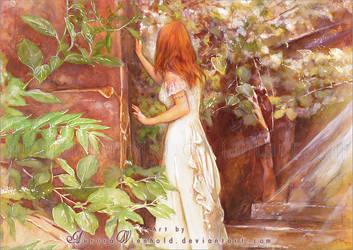 Jillian Aversa - Lost World by RoryonaRainbow