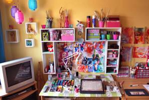 Workspace 2.0 by RoryonaRainbow