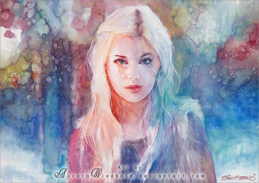 Frozen times by AuroraWienhold