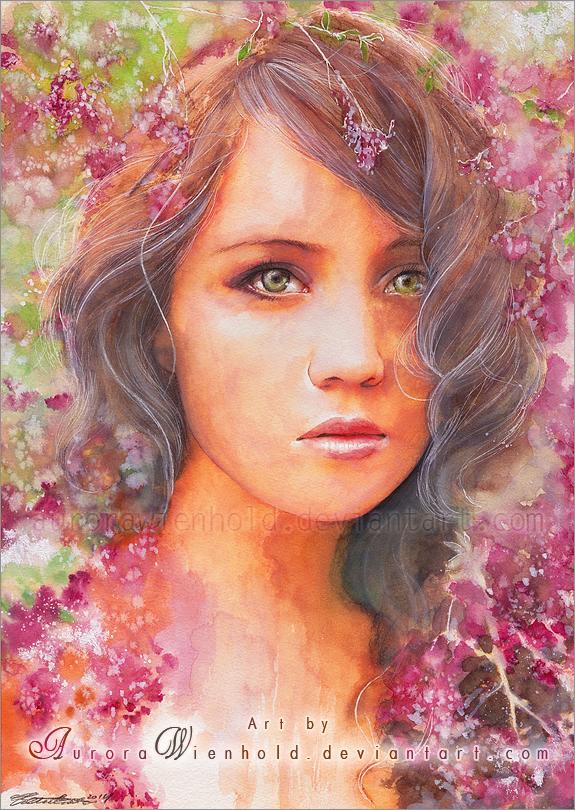 La fe des fleurs by AuroraWienhold