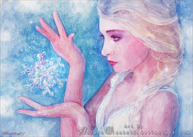 It's time to see what I can do - Elsa (Frozen)