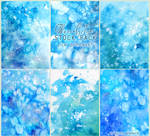 Ice princess - WATERCOLOR STOCK PACK