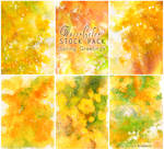 Spring Greetings - WATERCOLOR STOCK PACK