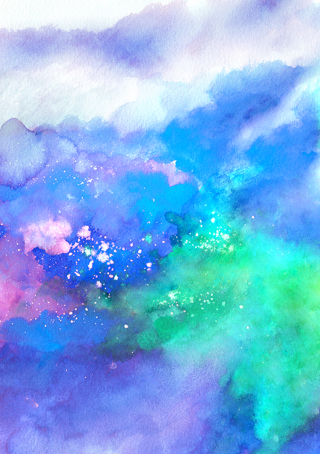 Watercolor Stock 002 - For Commercial Use by RoryonaRainbow