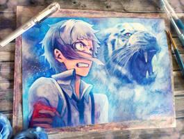 Atsushi Nakajima - Bungou Stray Dogs - Fanart