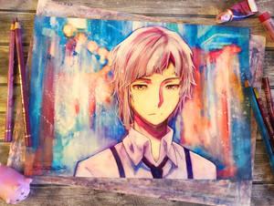 Everytime I see you cry - Atsushi Nakajima - BSD