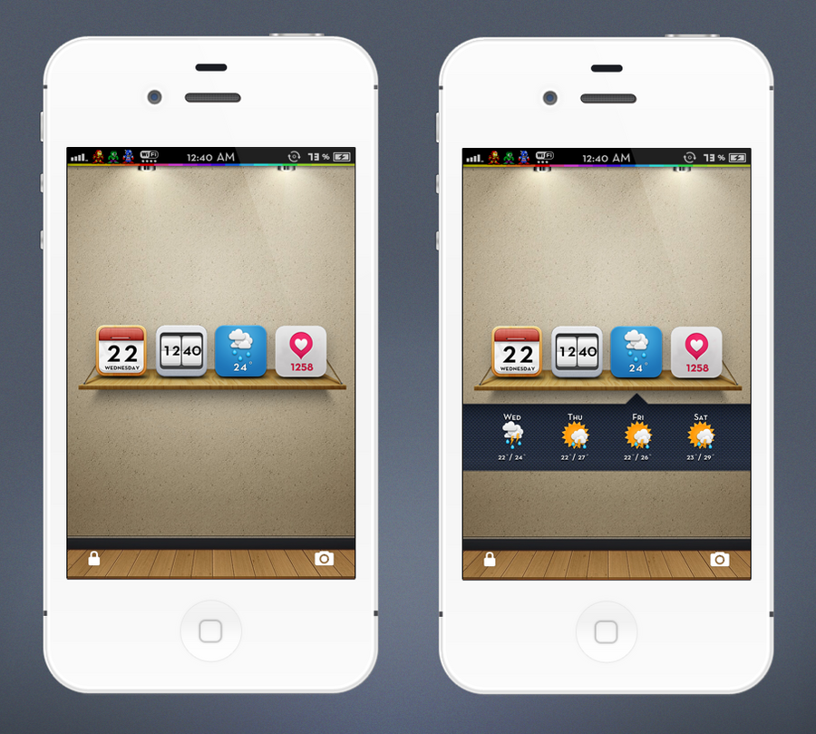 LS icon-forecast by Tody00