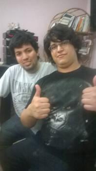Yo y mi mejor amigo