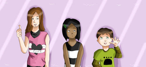 FWP: The other Ambrose kids by RedStars7