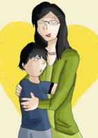 FWP: Mom hugs
