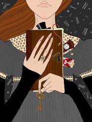 Miss A.' Diary by Tania-Perova
