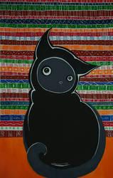 Cat by Tania-Perova