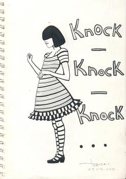 Knock-knock-knock