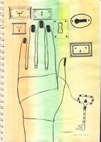 Hand by Tania-Perova