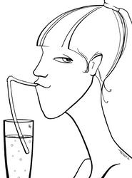 Cocktail by Tania-Perova