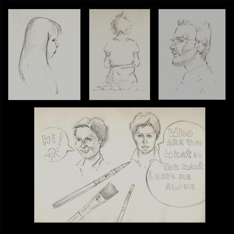 Sketch-2 by Tania-Perova