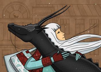 Dragon by Tania-Perova