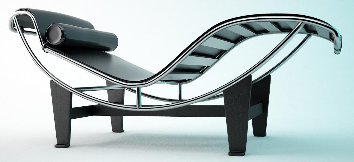 Corbusier Lounge Chair By Zenixx ...