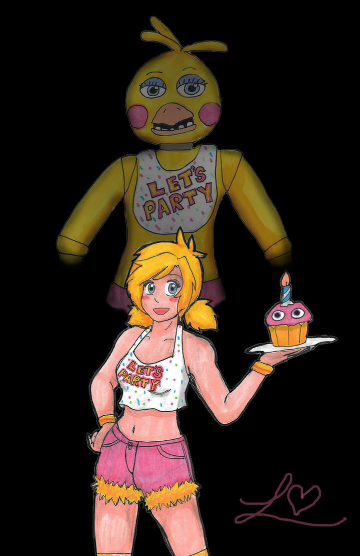art toy chica wallpaper - photo #38