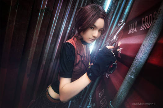 Resident Evil - Claire Redfield