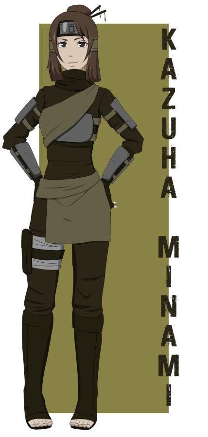 Naruto OC - Minami Kazuha
