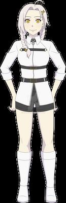 Fate/Grant Order OC - Suzuki Chiharu