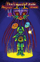 Majora's Mask Poster by Dreamer-T