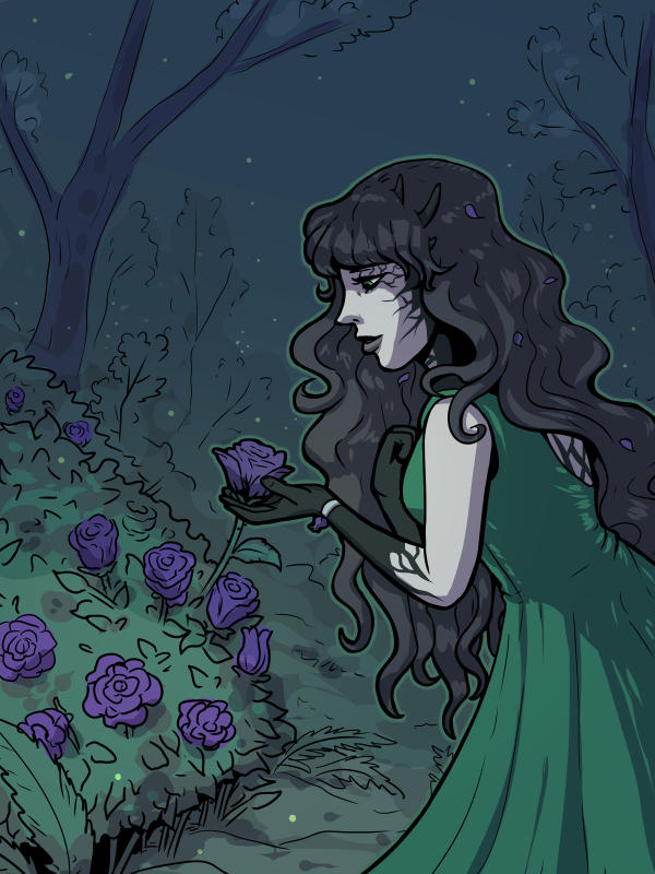 Queen Rose of the Flowers