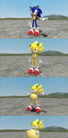 Super Sonic Inflation Sequence