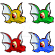 Draik-emotes by rosemmaryy