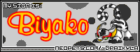 I'm a Biyako! What are you? find out on Draikyla's page!