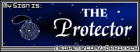I'm the Protector! What are you? find out on Draikyla's page!
