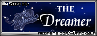 I'm the Dreamer! What are you? find out on Draikyla's page!