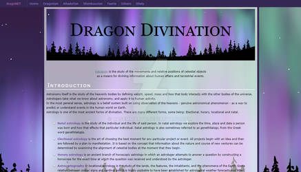 Dragon Divination - a Neopian Astrology Guide