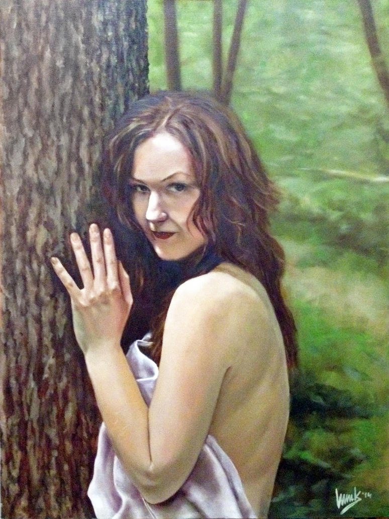 Anna Gavricheva by v-a-m-p-i-r-o