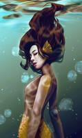 Seulgi Mermaid