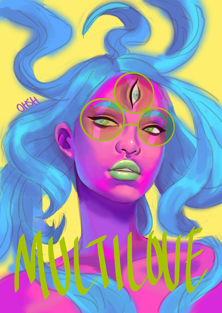Multi-Love by ohsh