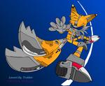 Trakker's Mecha Tails