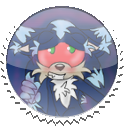 Mephy Stamp -Round- by RaeLogan