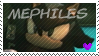 Mephiles The Dark Stamp by RaeLogan