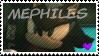 Mephiles The Dark Stamp by RaeLogan