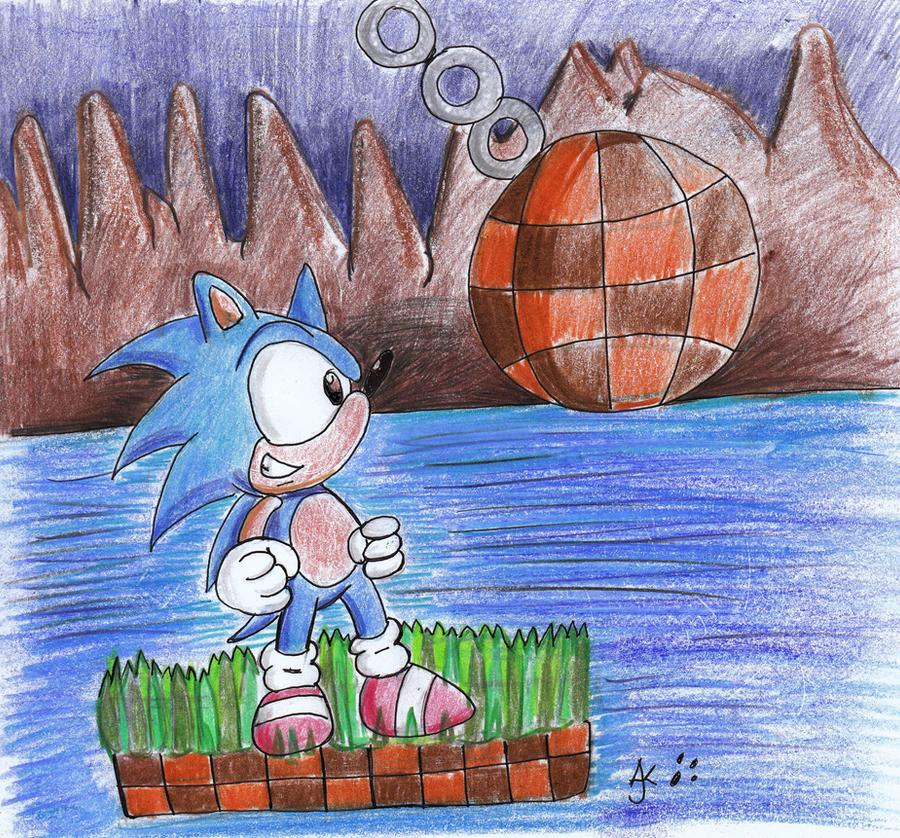 Sonic Generations Green Zone de fondo también Soni...