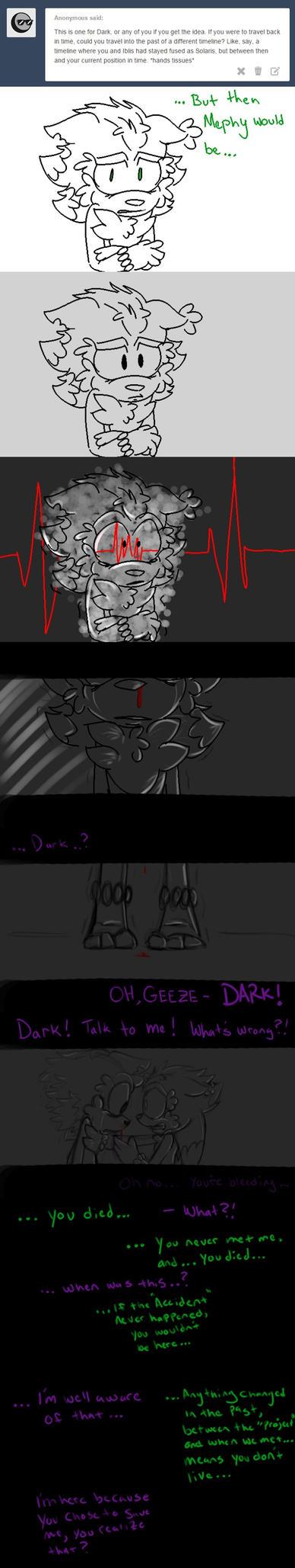 Crystal Hedgehog Boys - Alternate Timelines by RaeLogan