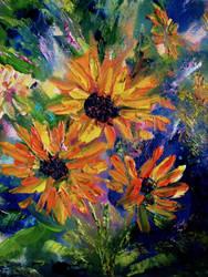 Wildflowers III by barbarastjohn