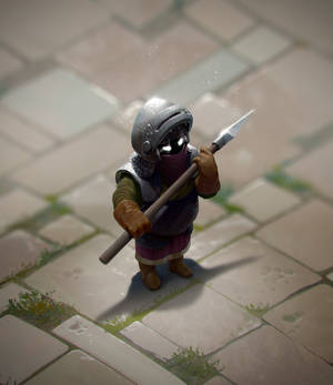 Lesser guard