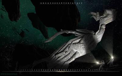 7 week. The warlock and the warrior. by AlexeyRudikov
