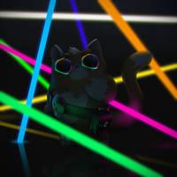 09 Among the neon lights